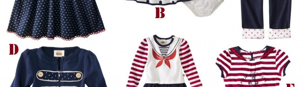 Harajuku Mini Spring 2012 Baby & Toddler Girls