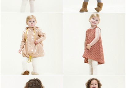 Pale Cloud Autumn/Winter for Girls