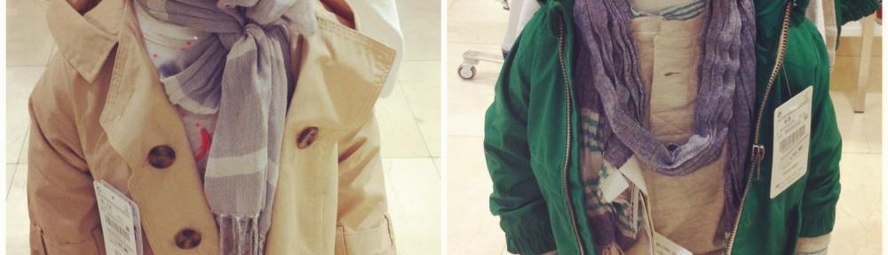 Style Spotting: Zara Kids SF