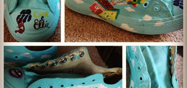 Calling all Disney Lovers! Walt Swifty Shoes Giveaway!!!