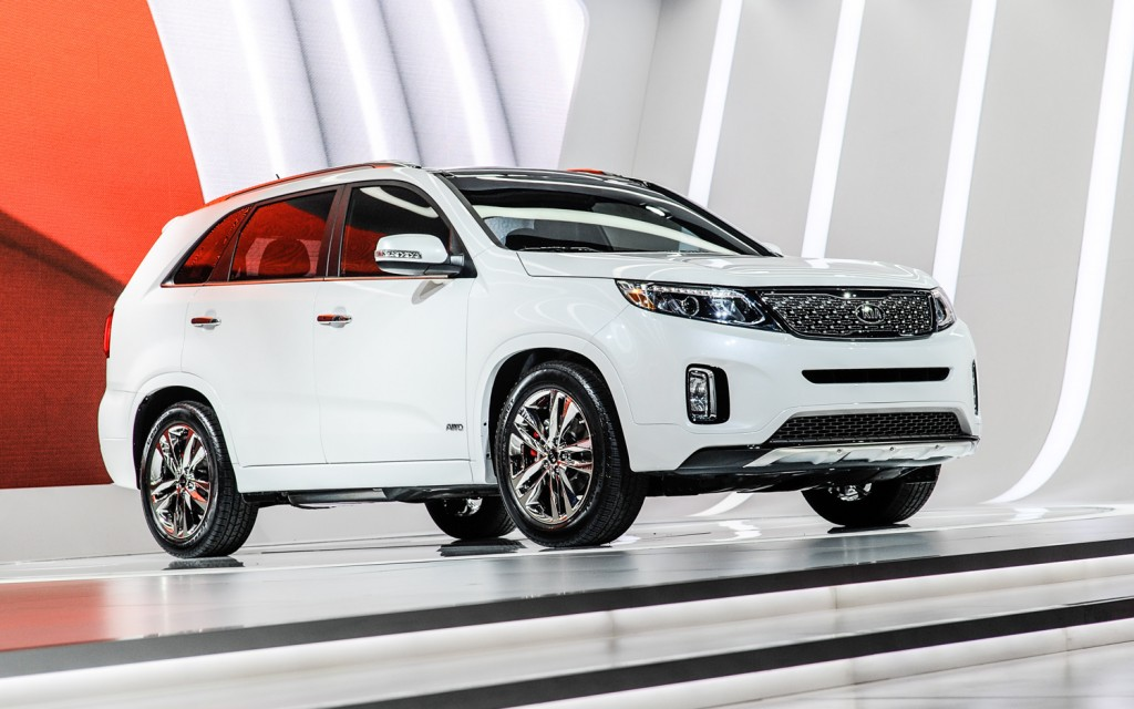 2014 kia sorento : current models | drive away 2day