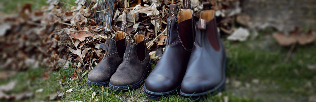 Blundstone Boots via Lookie Boo