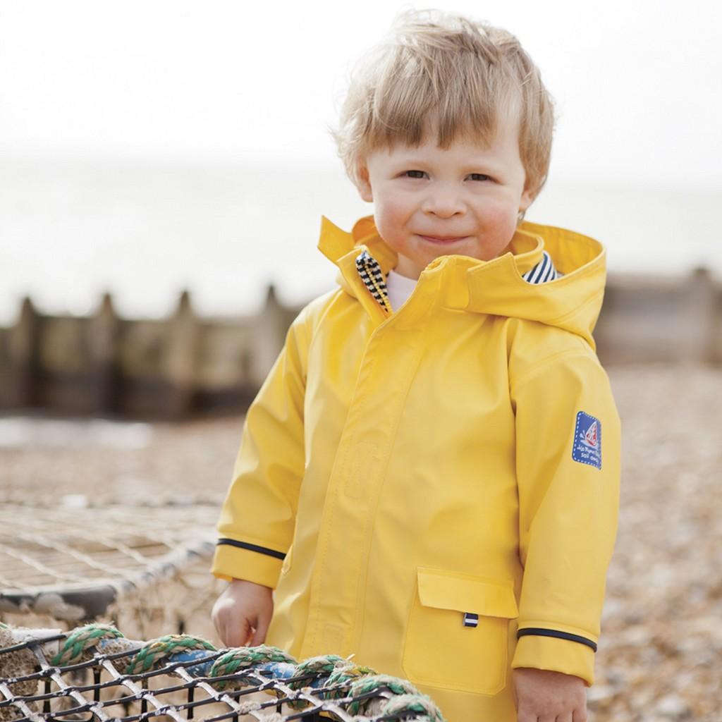 Children's Fisherman's Jackets