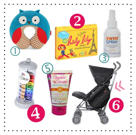 Cool Things for Little Travelistas