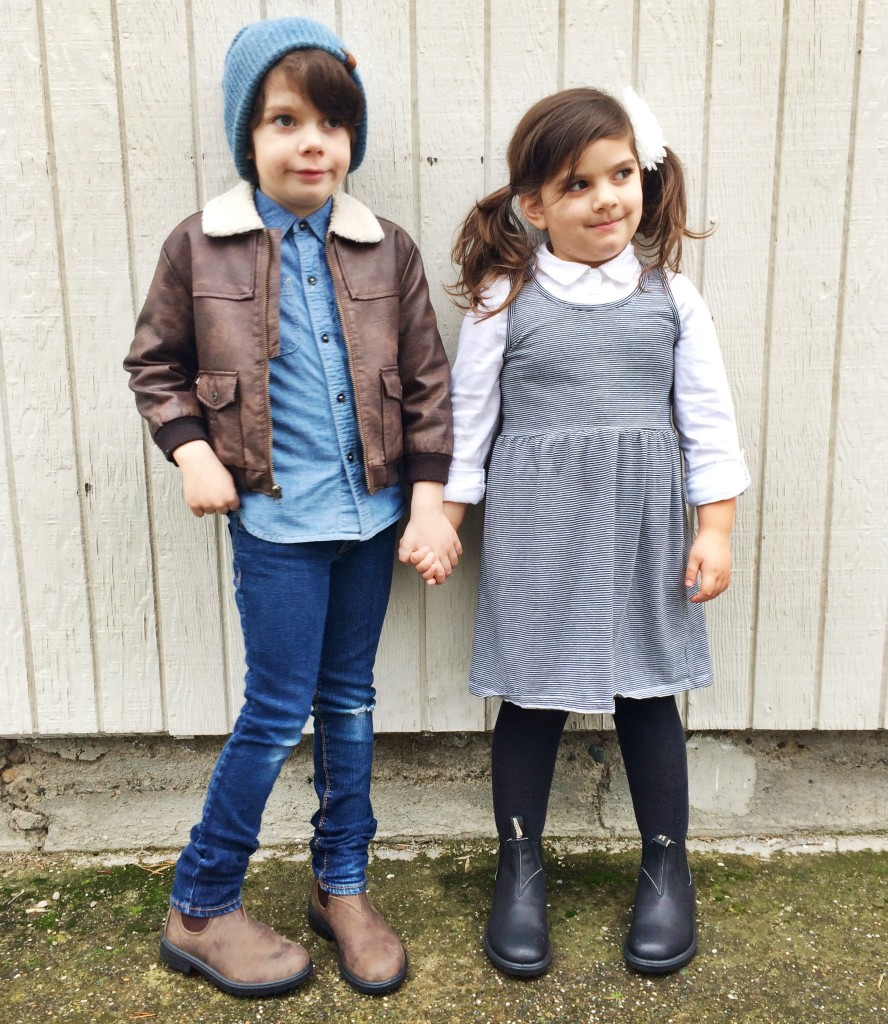 Blundstone Blunnies for Kids via Lookie Boo