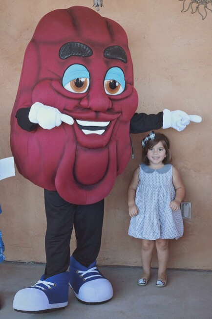 of course the overall highlight for jude ruby was getting to meet the california raisin jude came running up to me and yelled hes here hes here - California Raisin Halloween Costume