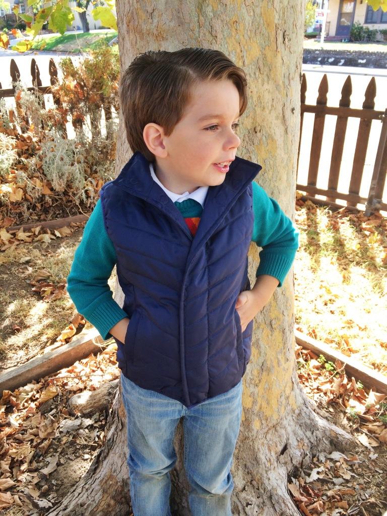 Magna Mini Magic Vest