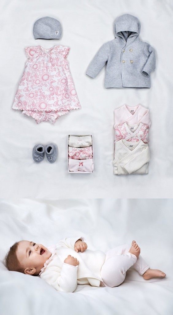 H&M Partners with UNICEF to help provide vaccinations worldwide
