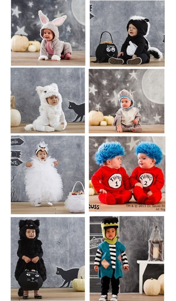 Pottery Barn Baby Halloween 2014 Favorites via Lookie Boo