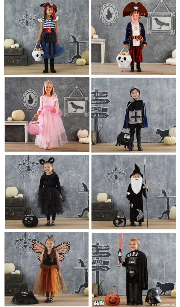 Pottery Barn Kids Halloween 2014 Favorites via Lookie Boo