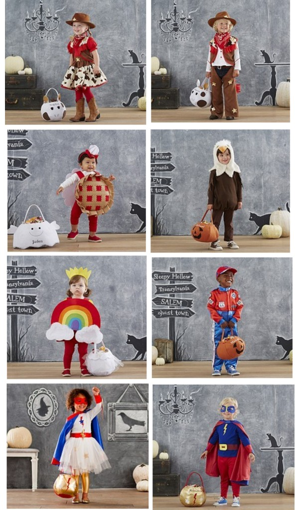 Pottery Barn Toddler Halloween 2014 Favorites via Lookie Boo