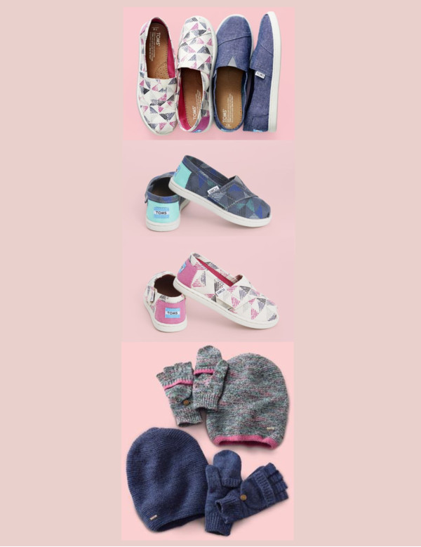 TOMS for Target Kids Preview
