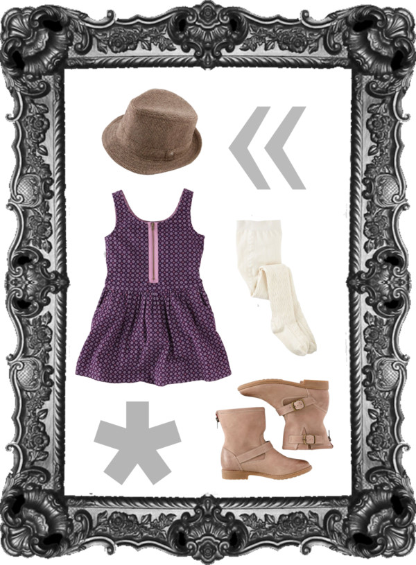 Tea Collection Girls Fall Look