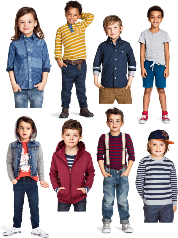 lookie boo H&M usa fall 2014 Boys