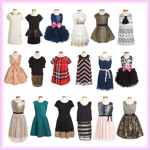 Pin Girls Holiday Dresses At Tar – Tar Furniture