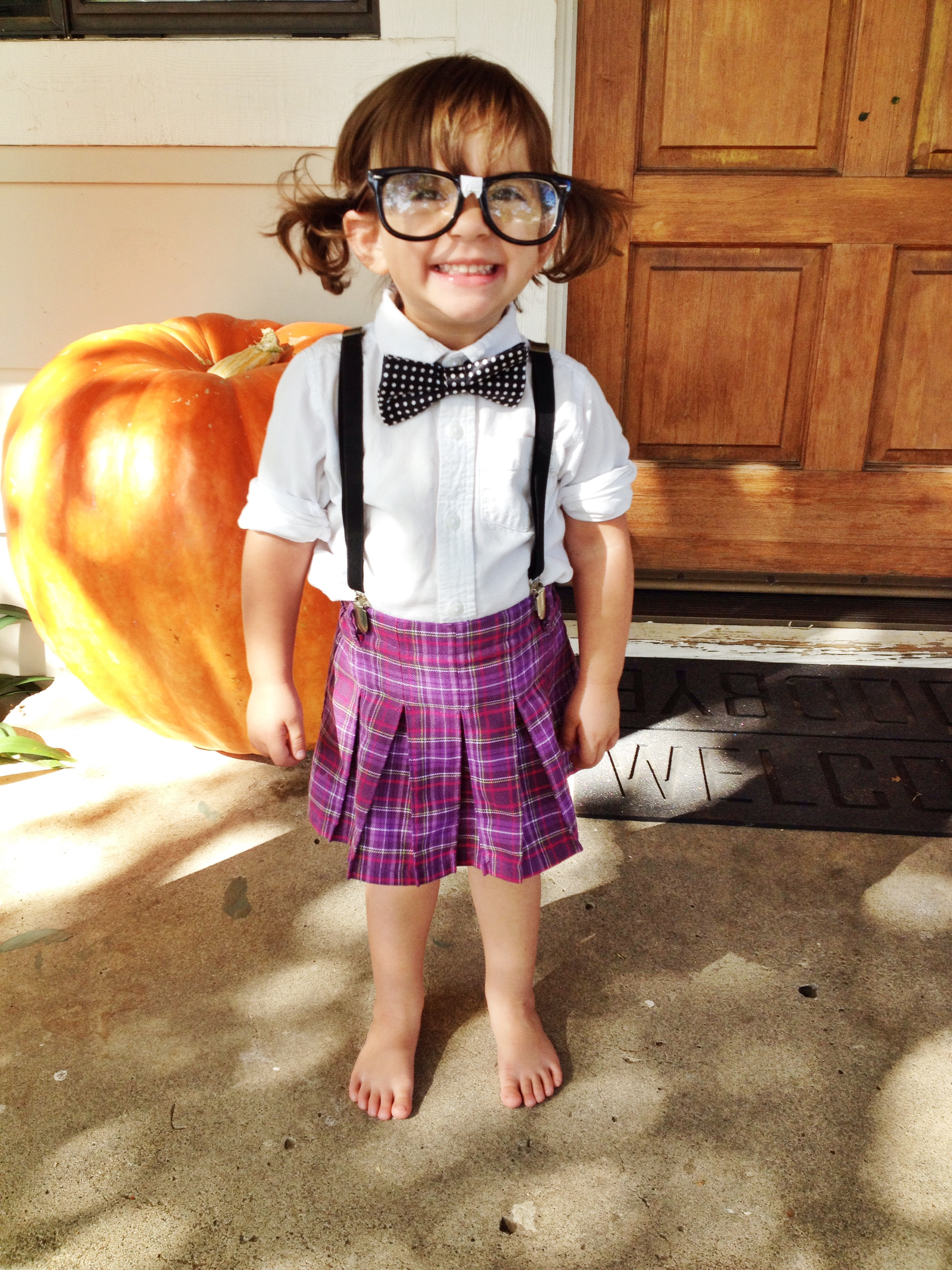 Easy inexpensive amp adorable diy halloween costumes for littles nerd