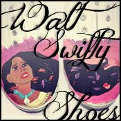 Walt Swifty Shoes - shoes that will inspire you to 'keep moving forward'!
